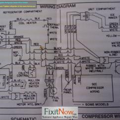 Refrigerator Wiring Diagram Whirlpool 1998 Dodge Neon Radio Ge Hotpoint Great Installation Of Compressor Rh 12 5 21 Jacobwinterstein Com Compact