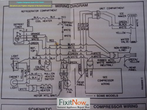 small resolution of wiring diagrams and schematics appliantology rh appliantology smugmug com compressor current relay wiring diagram embraco compressor wiring diagram