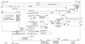 Wiring Diagram For A Whirlpool Dryer – powerkingco