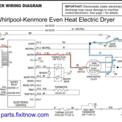 Wiring Diagram For Kenmore Dryer Software Release Process Flow Whirlpool Schematic Diagrams All Data And Schematics Appliantology 3953818 Even Heat