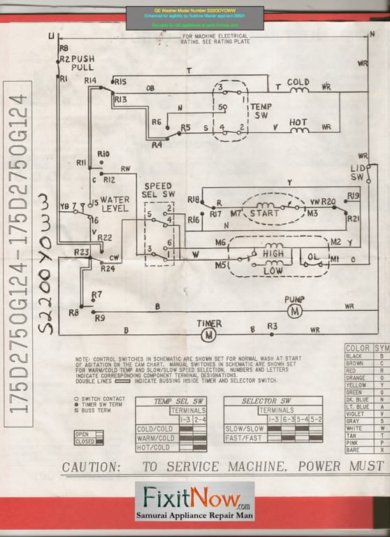 ge microwave wiring diagram redarc dual battery isolator model data schema diagrams and schematics appliantology kubota l4600