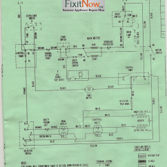 Ge Electric Motor Wiring Diagram 2001 Mazda Tribute Exhaust System Diagrams And Schematics Appliantology Dryer Model Dbxr453evoww Schematic
