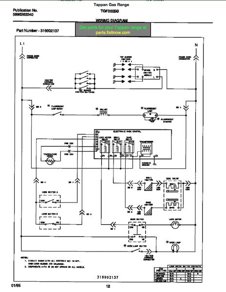 Admiral Refrigerator Wiring Diagram