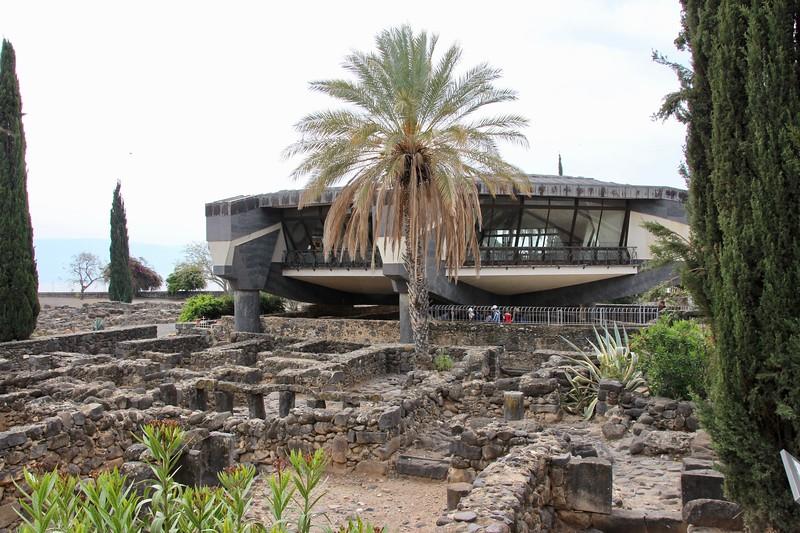Peter's House Capernaum National Park