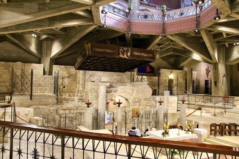 Church of the Annunciation Grotto