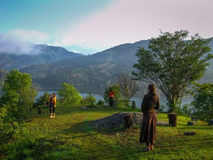 vipassana nepal meditation
