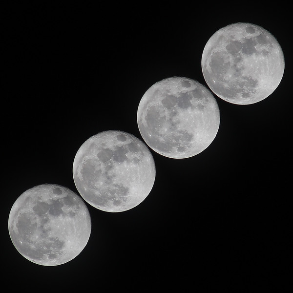 Quadruple Moon