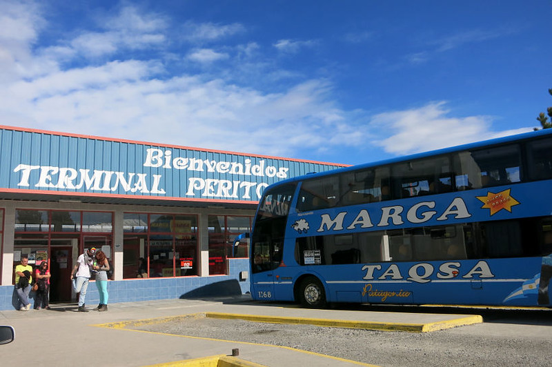 Long Haul Bus Argentina