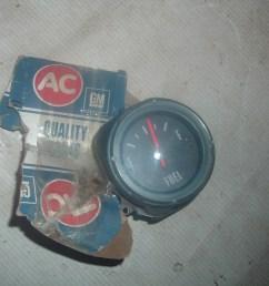 1965 1966 pontiac grand prix gas gauge nos gm 5630156 [ 1280 x 960 Pixel ]