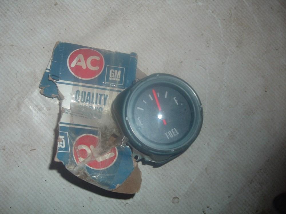 medium resolution of 1965 1966 pontiac grand prix gas gauge nos gm 5630156