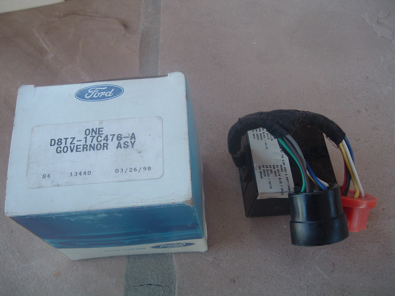 hight resolution of 1973 74 75 76 77 78 79 ford truck bronco windshield wiper governor nos ford d8tz 17c476 a