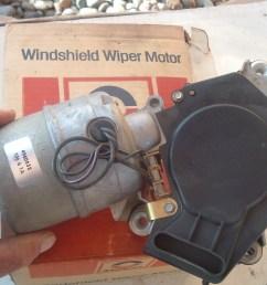 1973 74 75 76 77 chevrolet truck windshield wiper motor new nos gm 4960853 [ 1280 x 960 Pixel ]