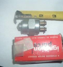 1950 53 55 57 58 59 62 chrysler dodge plymouth new neutral safety reverse switch mopar 1343998 [ 1280 x 960 Pixel ]