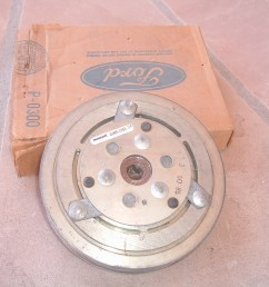 1969 70 71 72 73 74 75 76 77 78 ford airconditioning compress clutch pulley nos [ 1280 x 960 Pixel ]