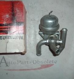 1974 75 76 77 78 mercury capri heater control valve nos ford d4ry 18495  [ 1280 x 960 Pixel ]