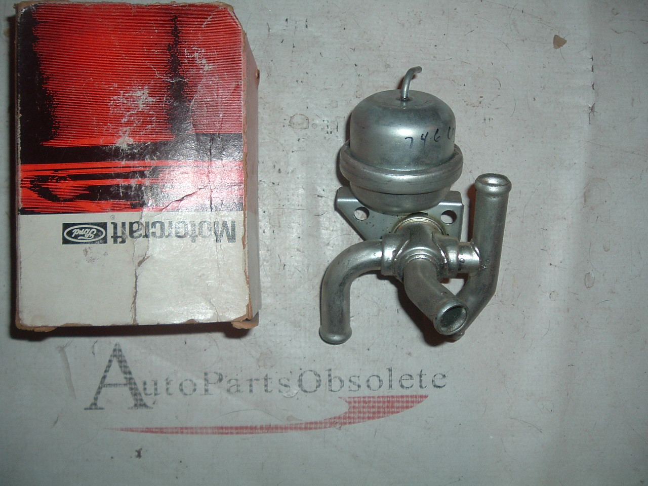 hight resolution of 1974 75 76 77 78 mercury capri heater control valve nos ford d4ry 18495
