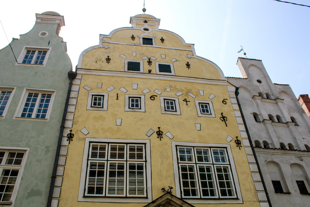 Worried about backpacking through Europe alone? Riga has great hostels!