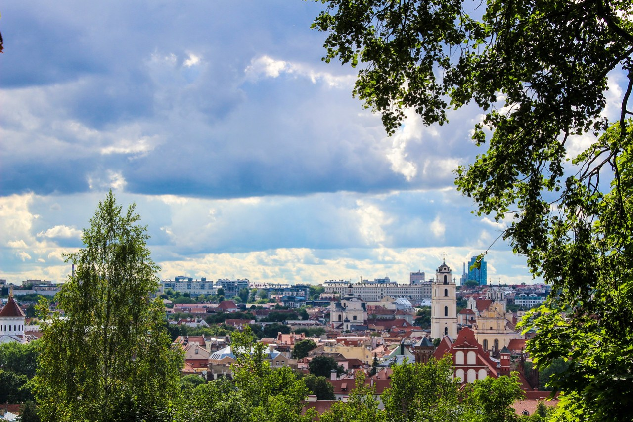 vilnius travel advice