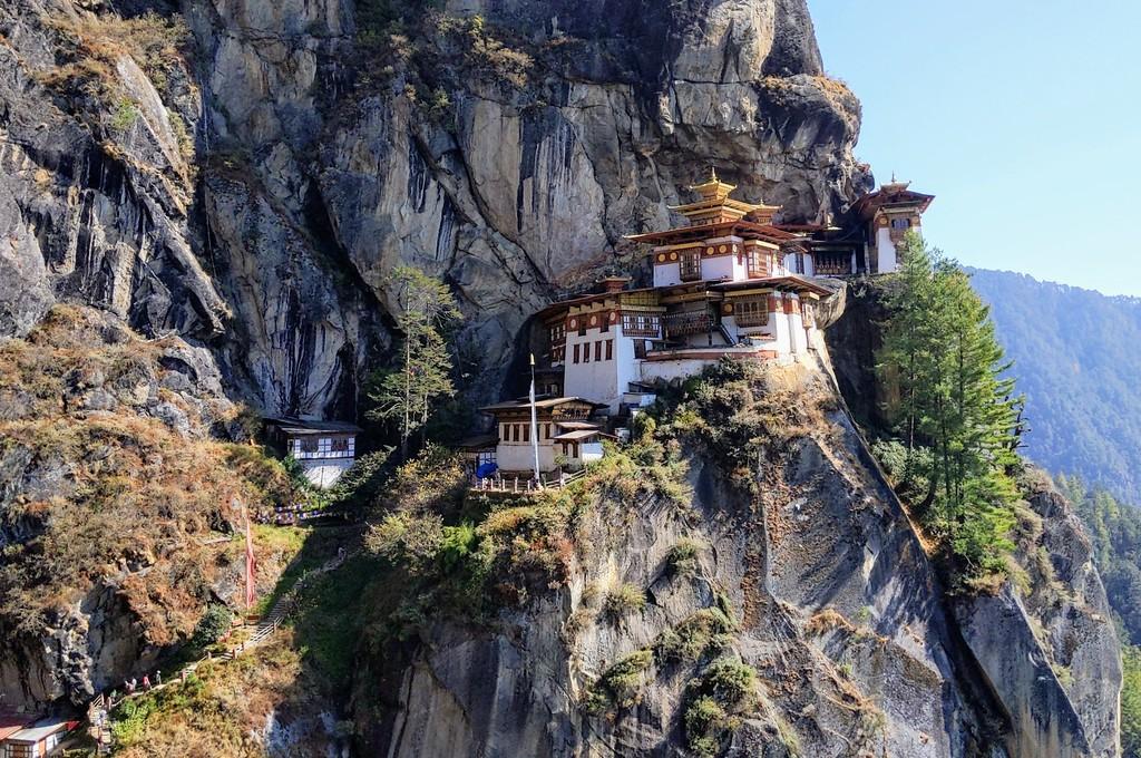 Bhutan 2019 | Day 12 | 18 Nov | Hike to Tiger's Nest
