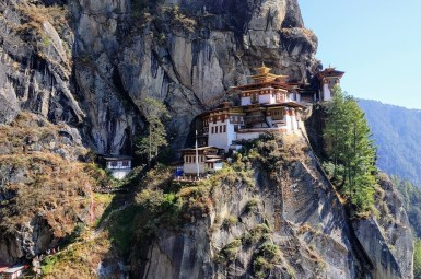 Bhutan 2019 | Day 12 | 18 Nov | Hike to Tiger's Nest