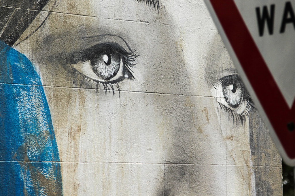 Best street art in Australia by the artist Rone