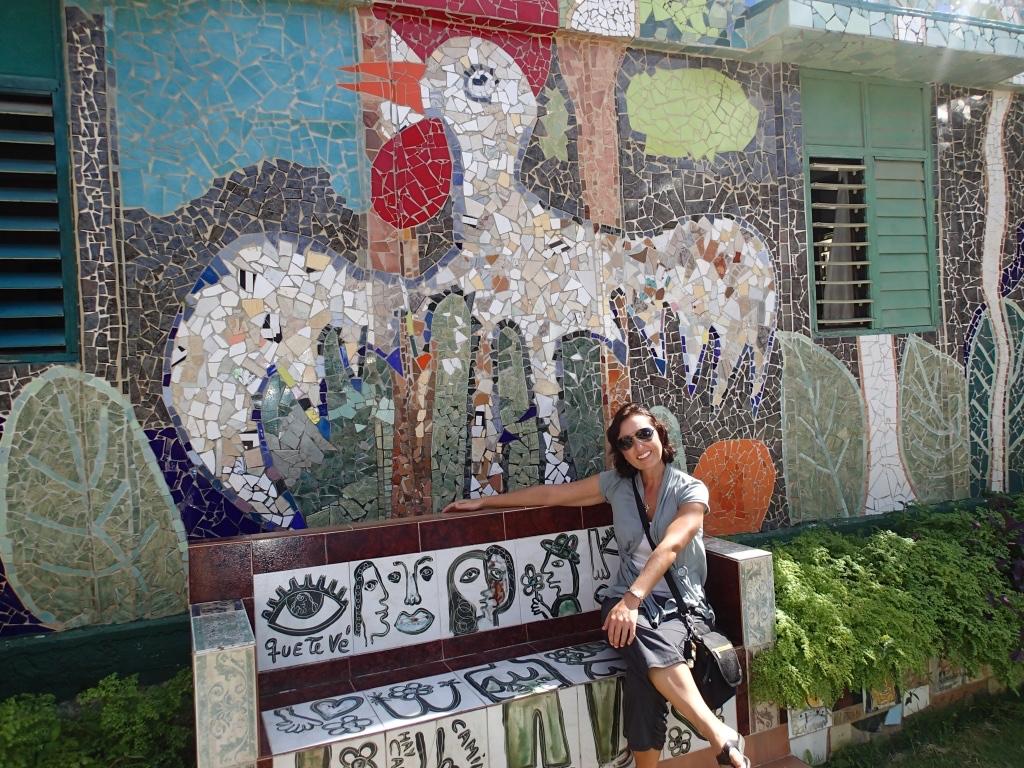 Best Cuban street art by the artist José Füster