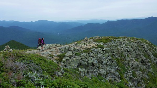 Amazing views on the best hike in New Hampshire
