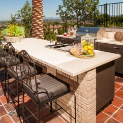 Danver Outdoor Kitchens Space Saving Sinks Kitchen Innovative Key West Doors Stainless Project In Ladera Ranch Ca