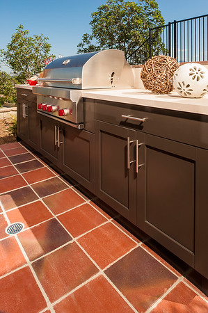 danver outdoor kitchens how much does it cost to refinish kitchen cabinets innovative key west doors stainless project in ladera ranch ca