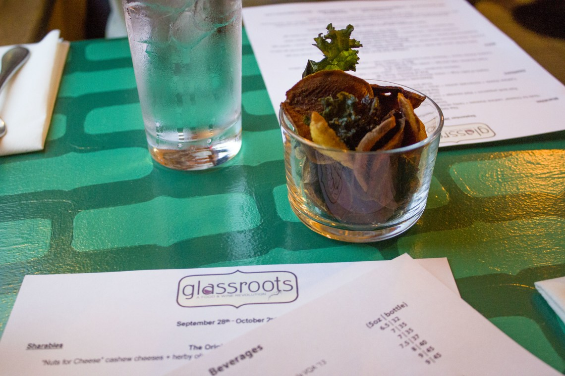 Glassroots - A Revolutionary Vegan Restaurant in London, Ontario