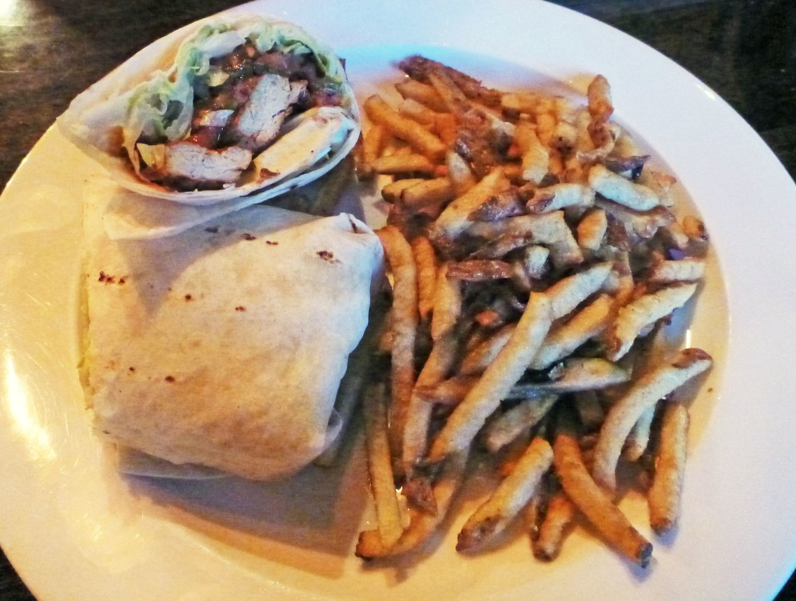 Vegan Food at the Merchant Ale House - St. Catharines, Ontario, Canada