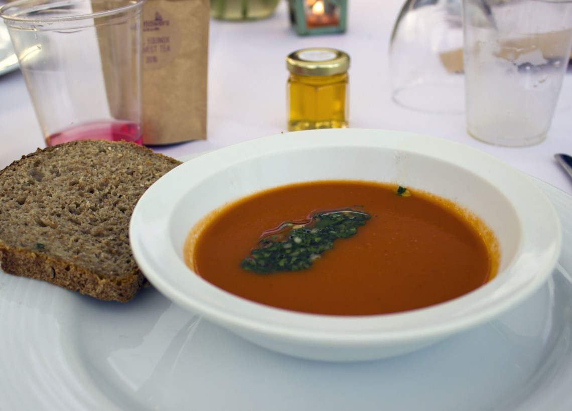 Vegan in St Thomas Ontario - Fall Equinox Harvest Dinner