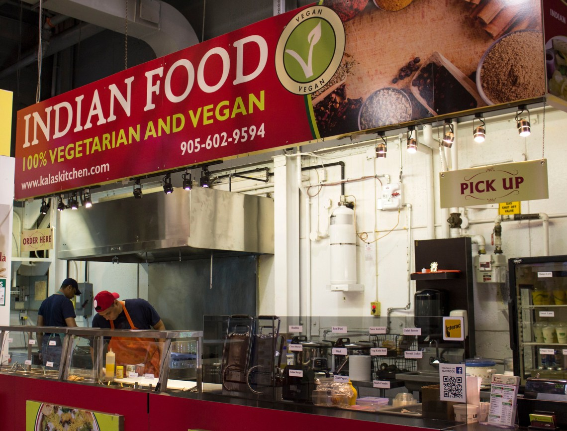 Vegan Food Options at the CNE Toronto