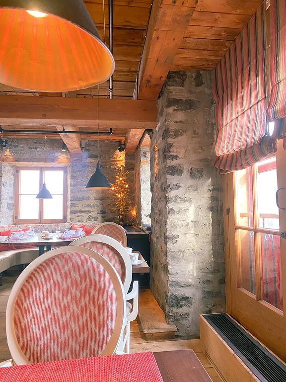 Chez Muffy at Auberge Saint-Antoine
