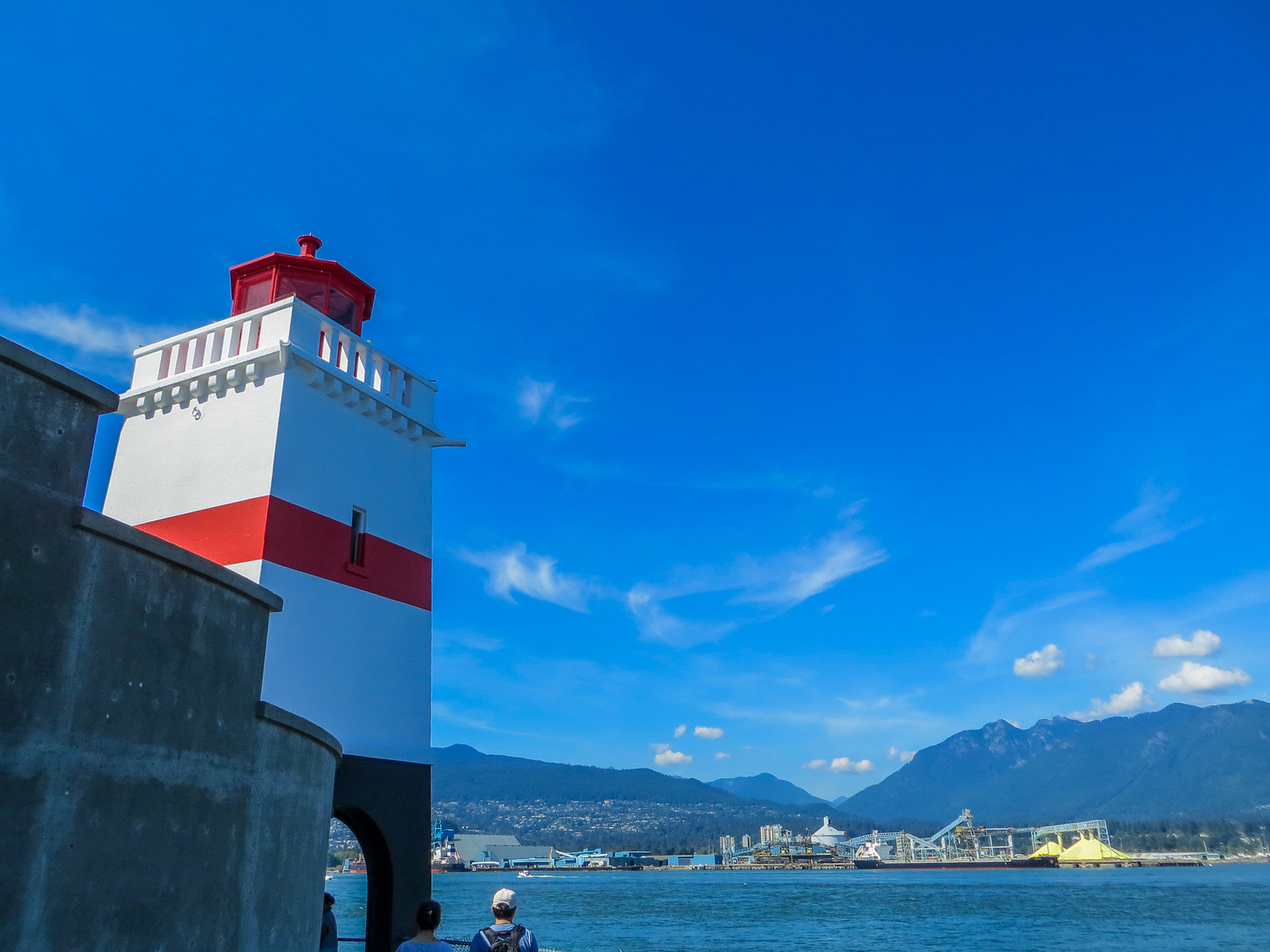 enjoy your weekend getaway in vancouver!
