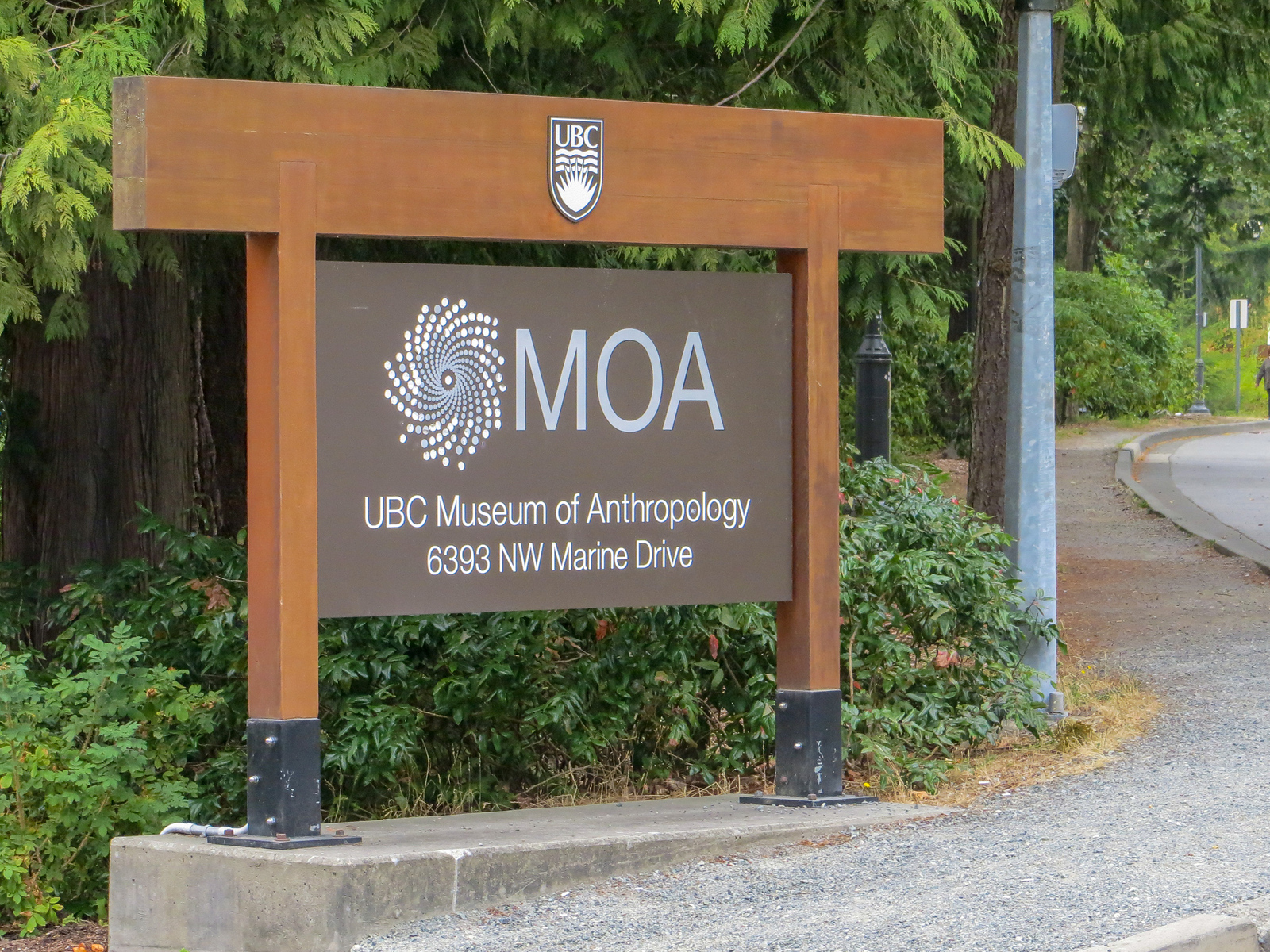ubc is a great choice for a weekend in vancouver