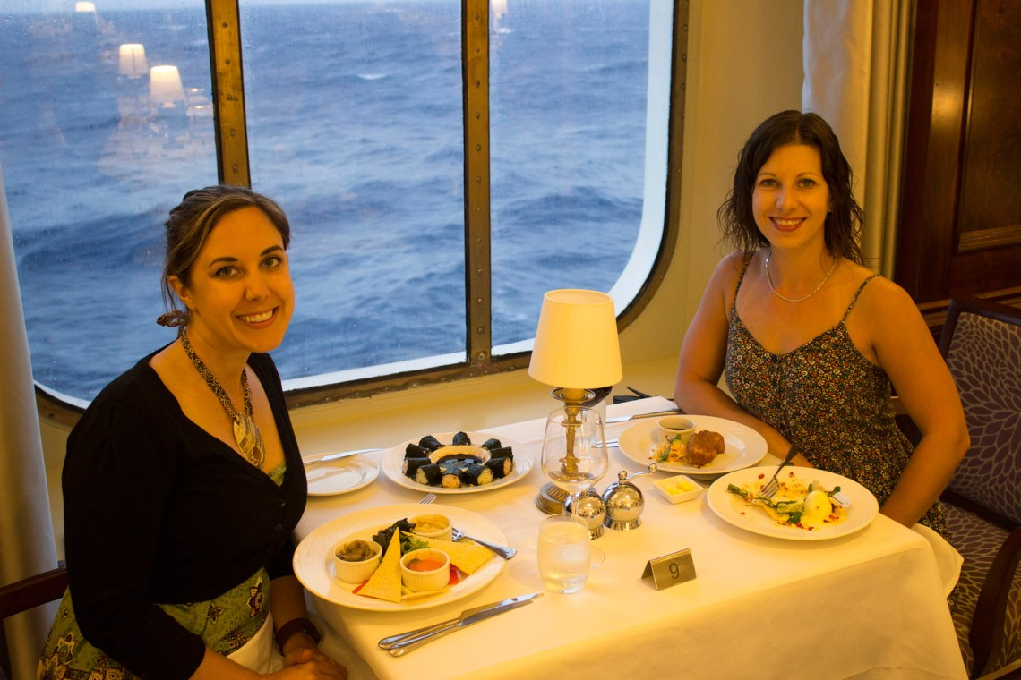 Fathom Cruises Vegan Guide