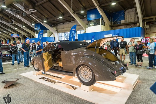 Photo coverage of the 2019 Grand National Roadster Show