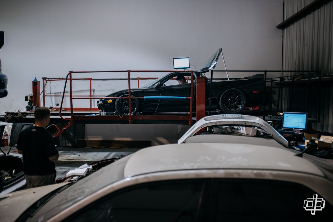 inline racing dyno tuning na1 nsx super street