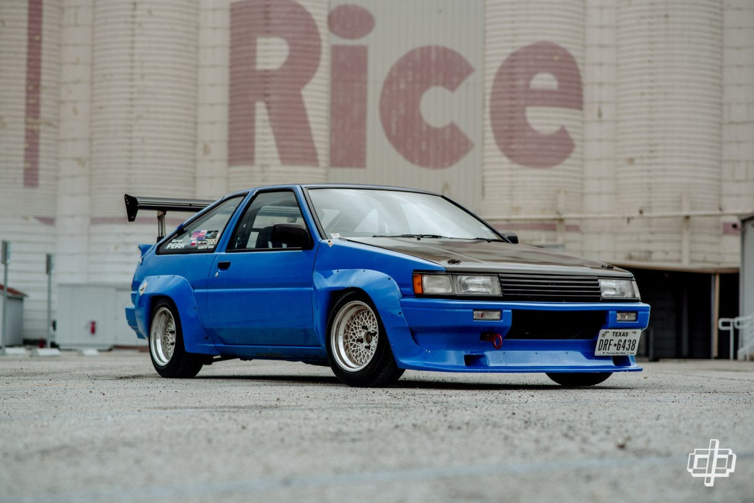 n2 ae86 levin houston tx the ricer series dtphan