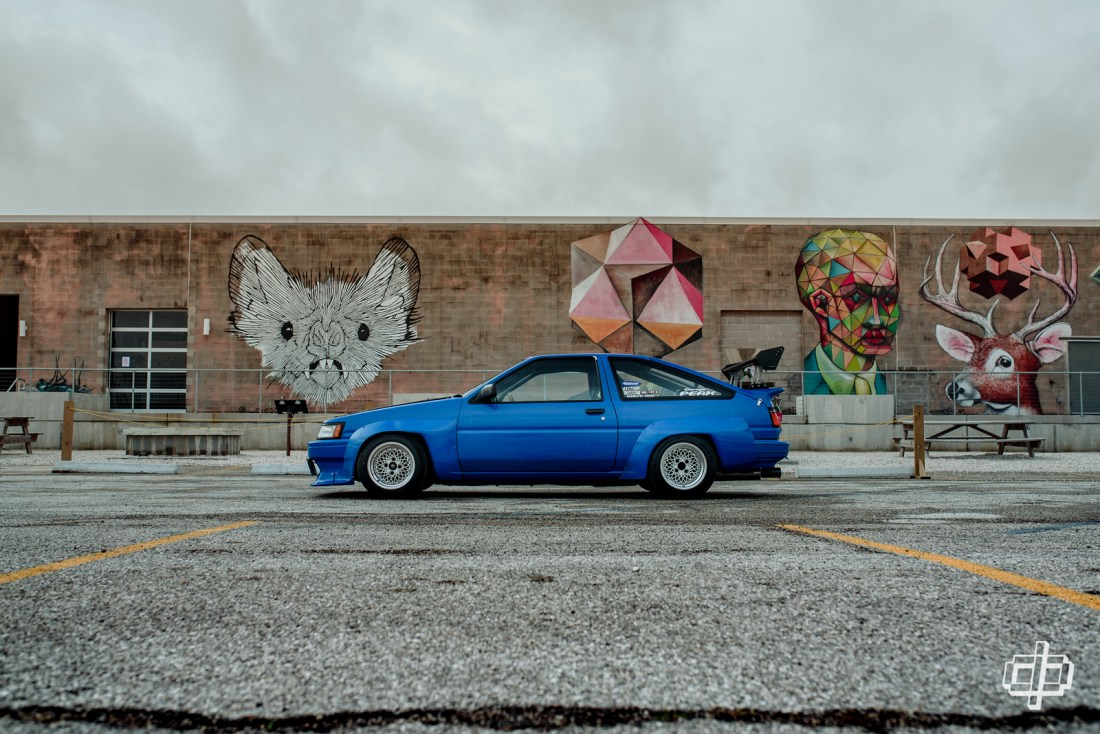 ae86 N2 Levin houston tx dtphan thericerseries