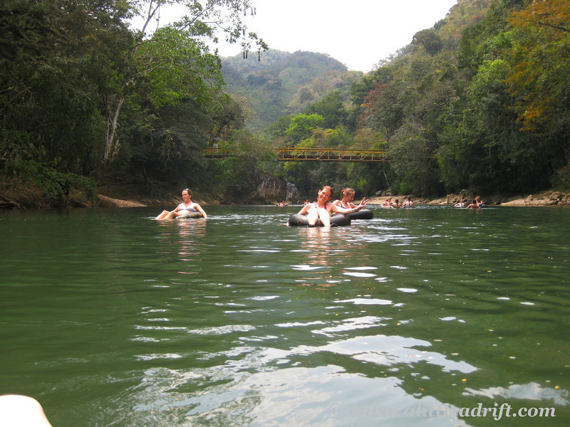 Cahabón River semuc champey