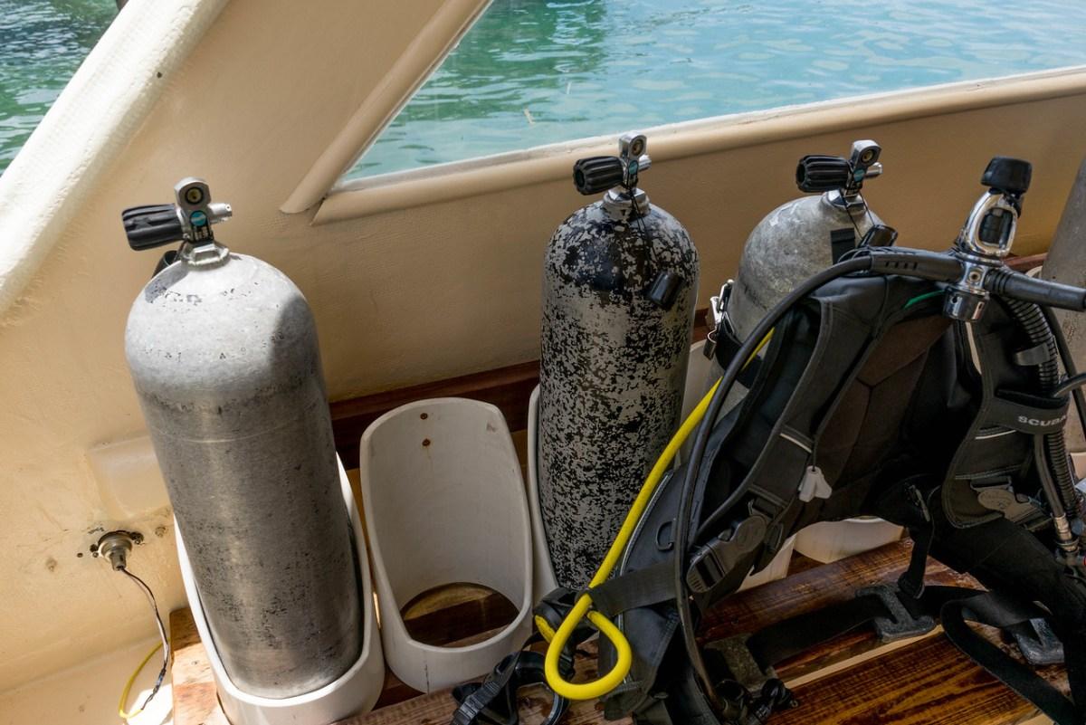 Dykkercertifikat Panama