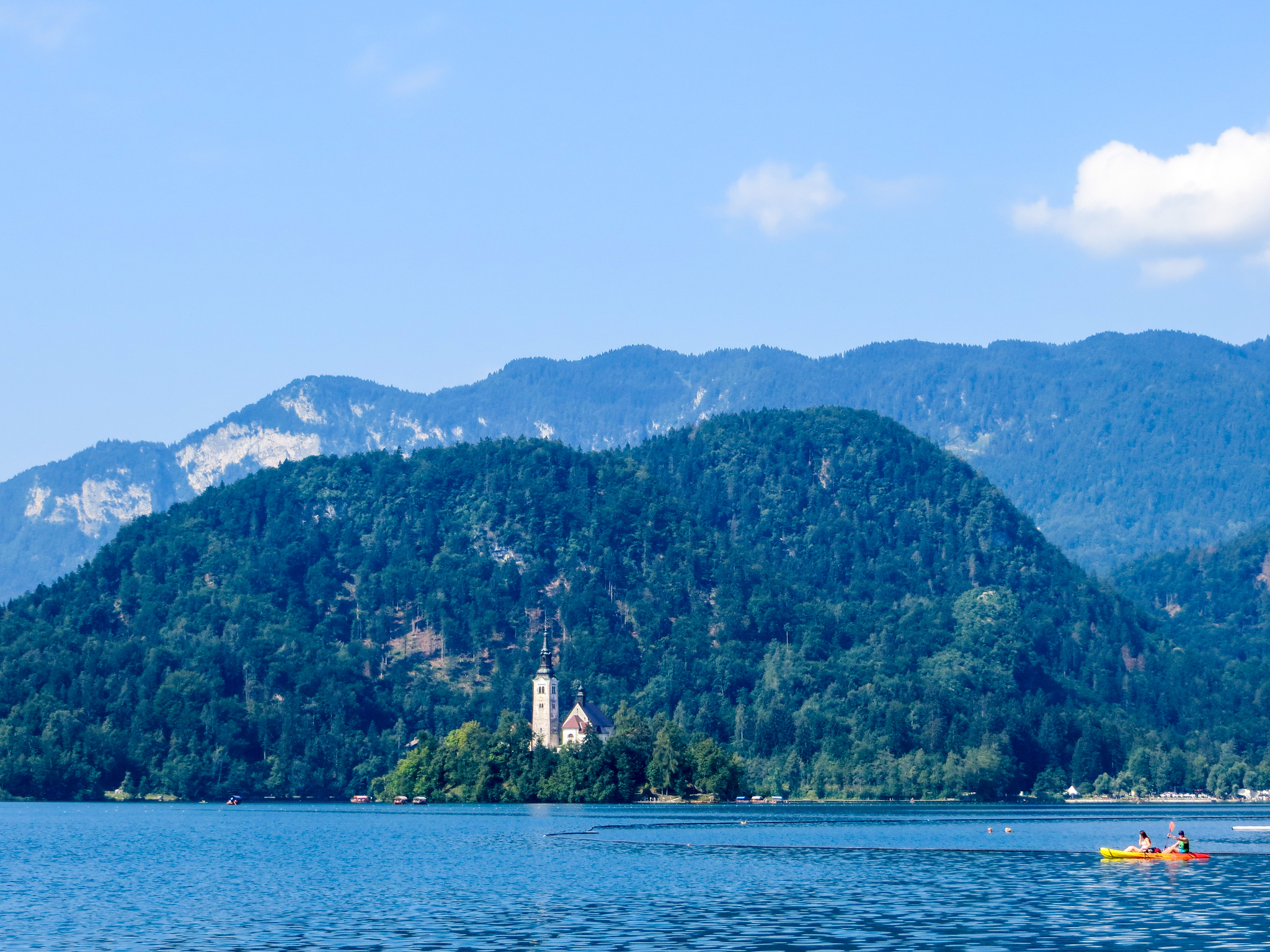 a visit to lake bled promises gorgeous nature