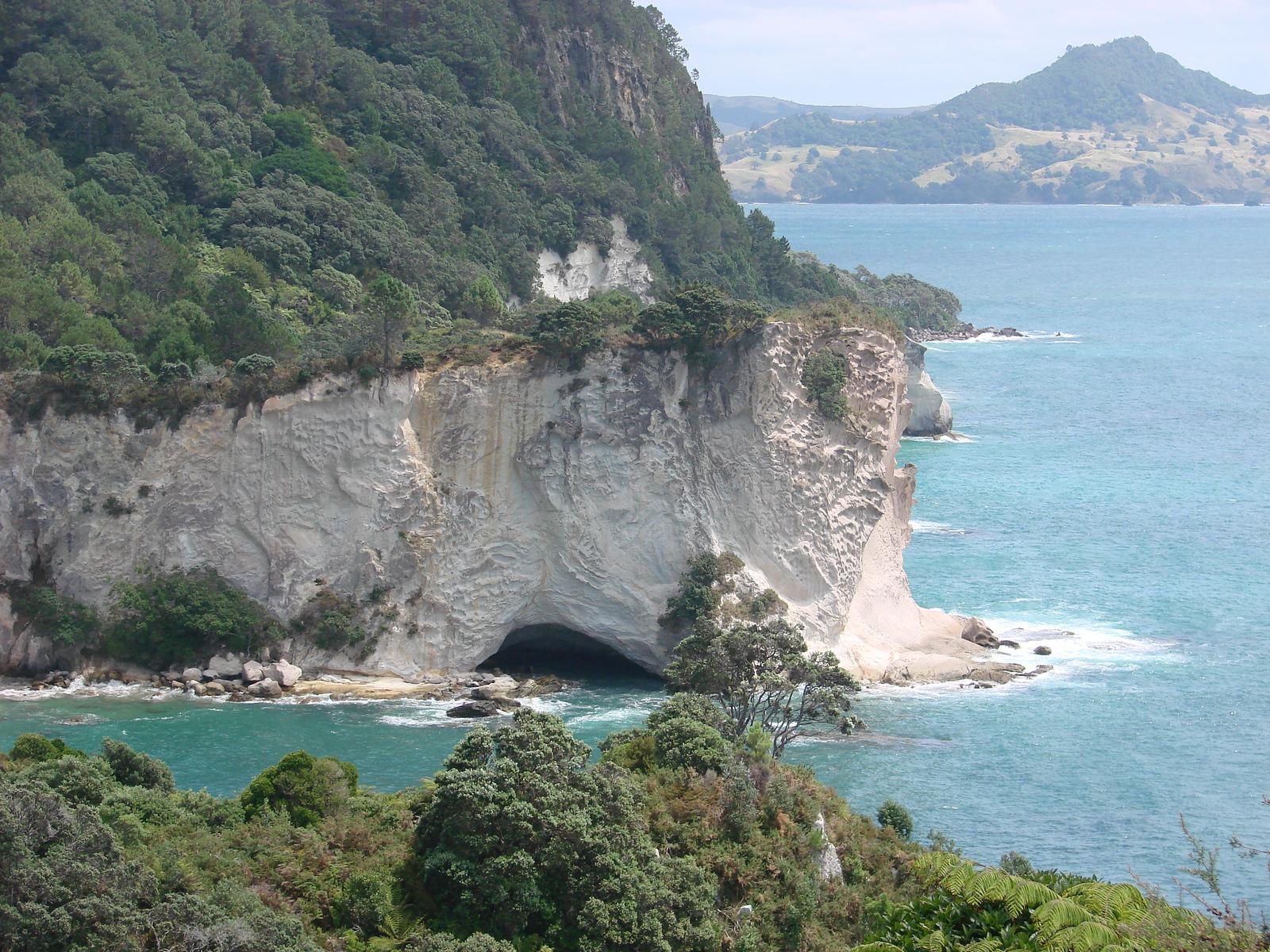 Coromandel Cliffs, New Zealand