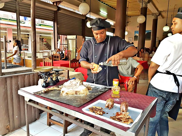 Exploring Havana - Pork Sandwiches in Old Havana