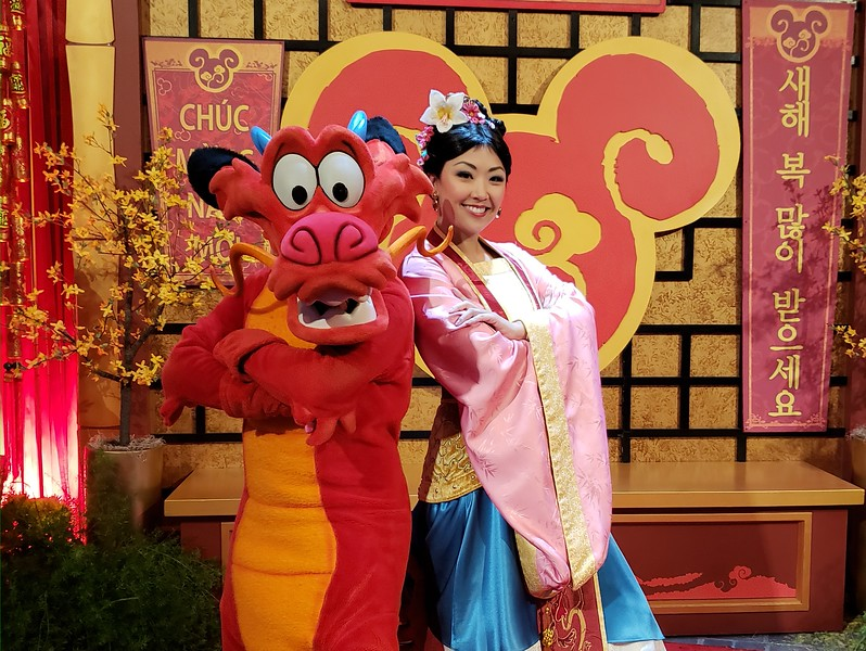 PICTORIAL: 2019 Lunar New Year at Disney California Adventure brings food, expanded entertainment