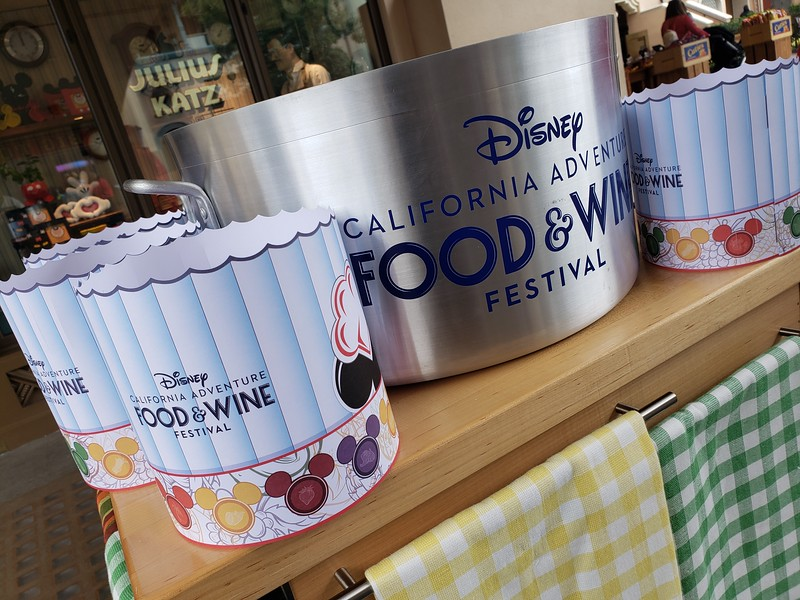 WHAT TO EXPECT: 2020 Disney California Adventure Food & Wine Festival introduces new tour, brings back favorites