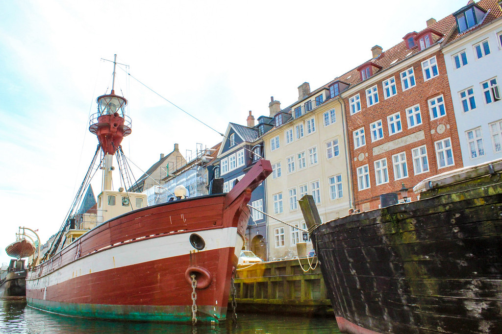 Copenhagen Solo Travel Tip: Take a Canal Tour