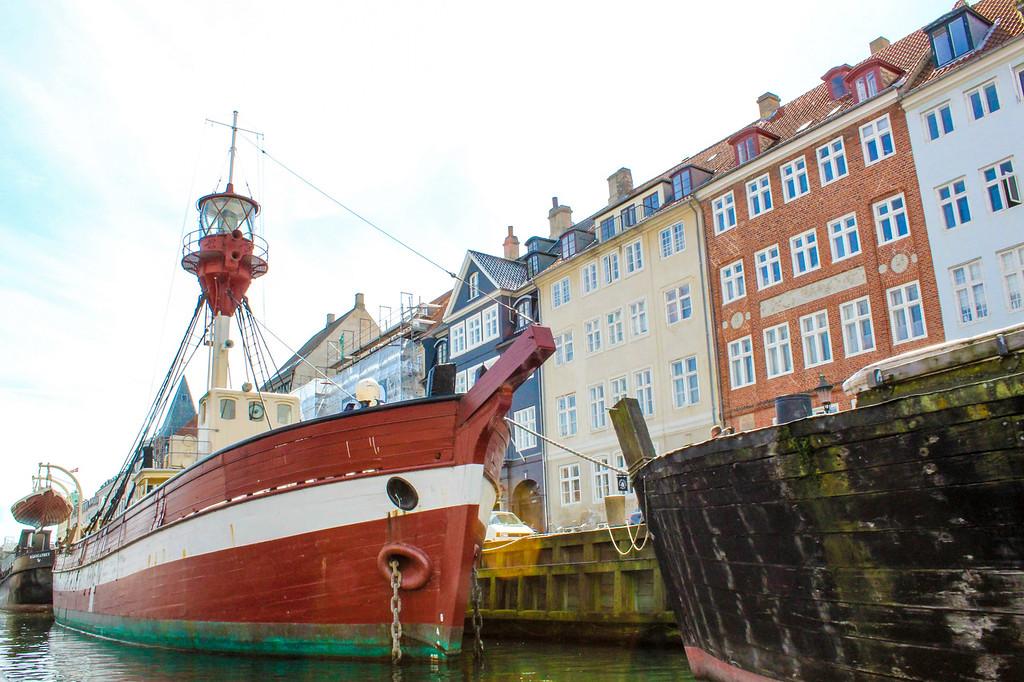 Copenhagen Solo Travel Tip: Take a Canal Tour